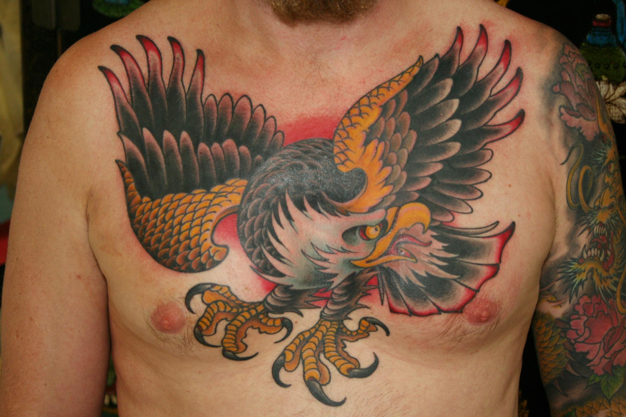 eaglechest